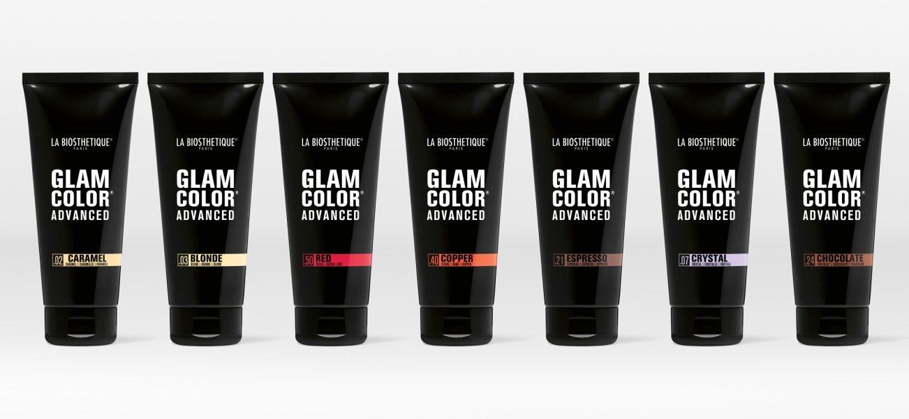 La Biosthetique Glam Color Range Wordpress