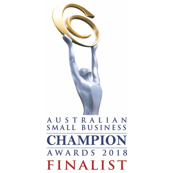 Australian Small Business Champion Awards 2018 Finalist