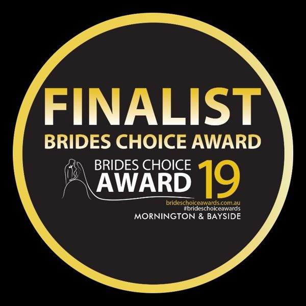 Finalist - Brides Choice Award 2019 (Wordpress)